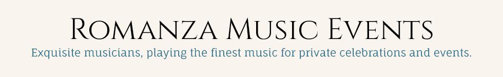 Romanza Music Events